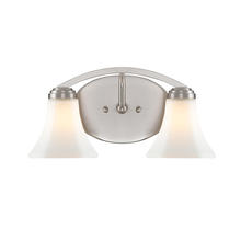 Golden 7158-BA2 PW-OP - 2 Light Bath Vanity